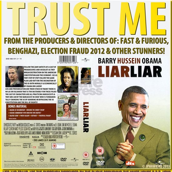 Obama Says Trust Me As Scandals Mount Up