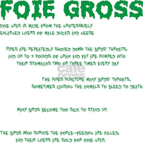 Foie Gross Back