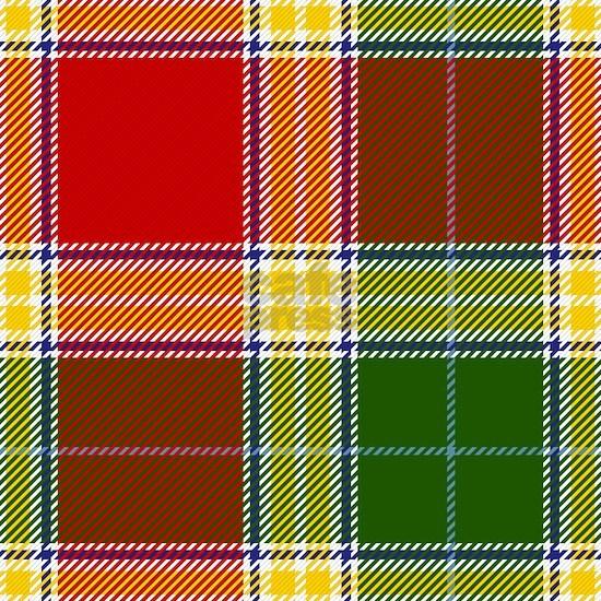 Gibson Scottish Tartan