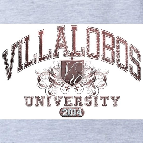 Villalobos Last Name University Class of 2014