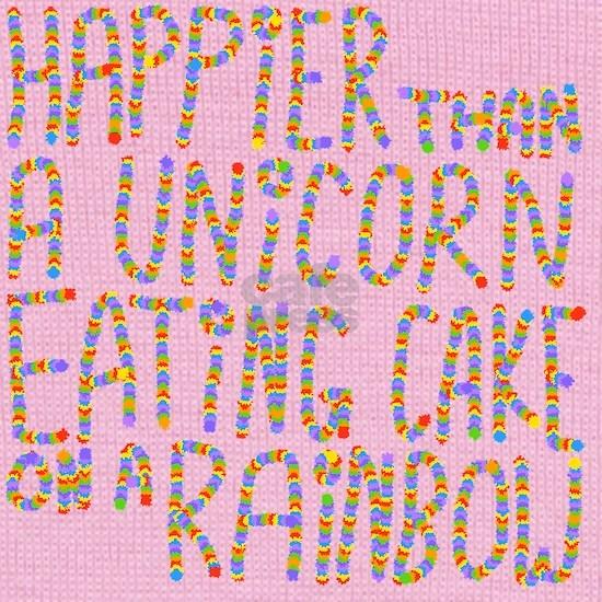 Happier That A Unicorn...