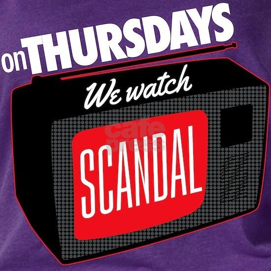 Thursdays We Watch Scandal