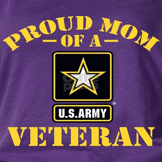 Proud Mom of a US Army Veteran