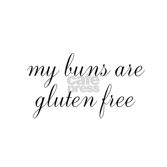 my buns are gluten free