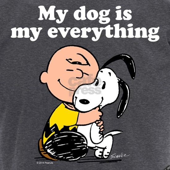 Charlie Brown - My Dog is my Everything