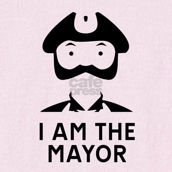 I am the Mayor of Trumpton