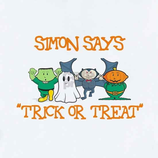Simon Says Trick or Treat