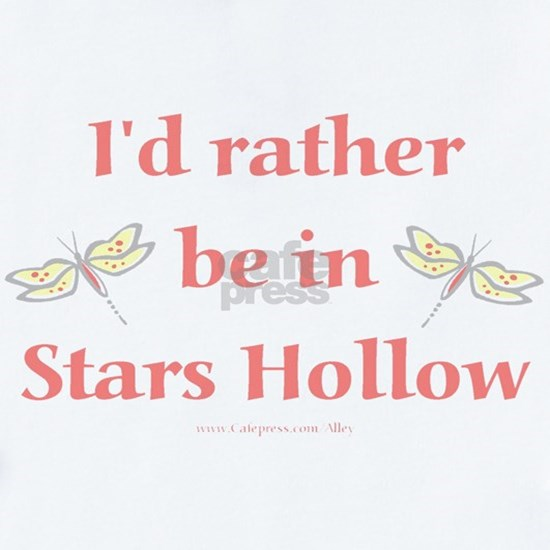 Id rather be in stars hollow