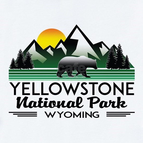 YELLOWSTONE NATIONAL PARK WYOMING MOUNTAINS EXPLOR