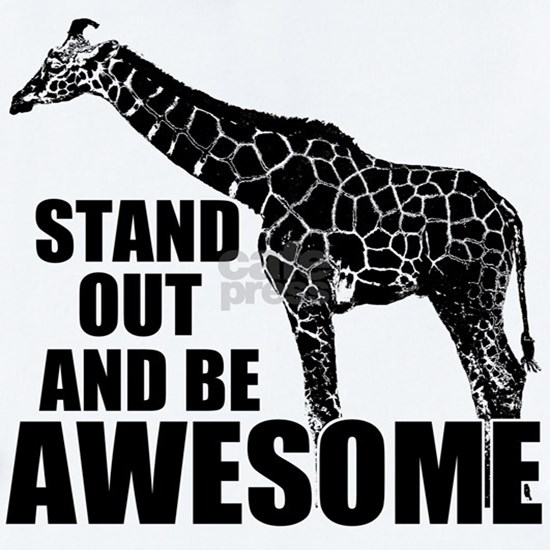 Awesome Giraffe