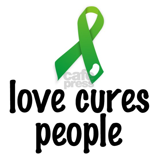 love cures people pin
