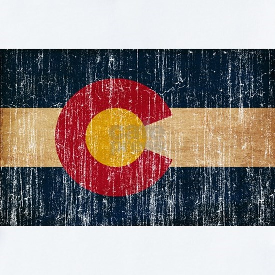 Colorado textured aged copy