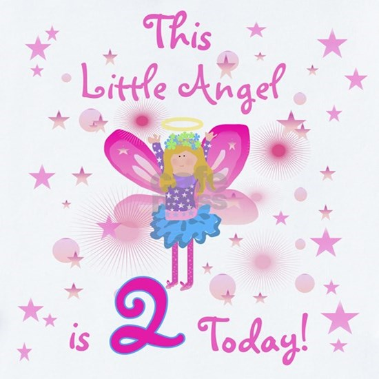 Angel 2nd Birthday