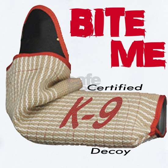 BITE ME - Certified K9 Decoy (light)