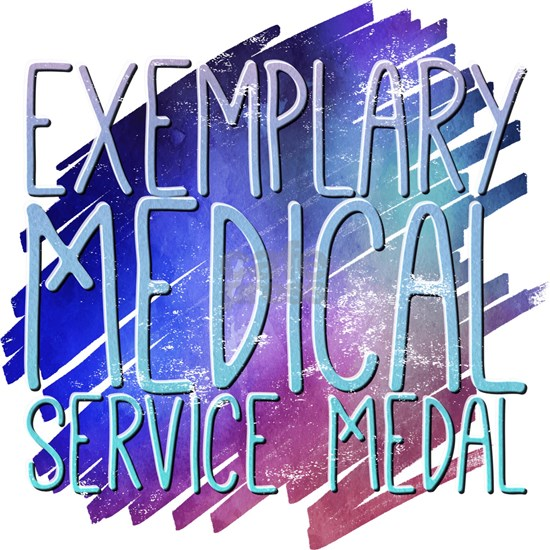 Exemplary Medical Service Medal