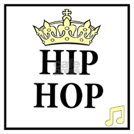 HIP HOP WITH CROWN