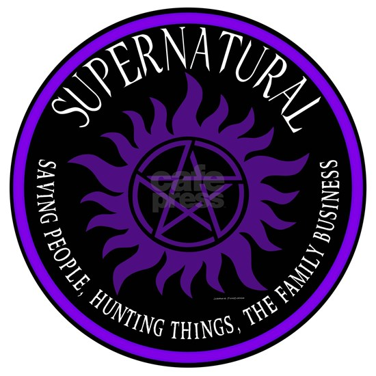 Supernatural Saving People Hunting Things The Fami