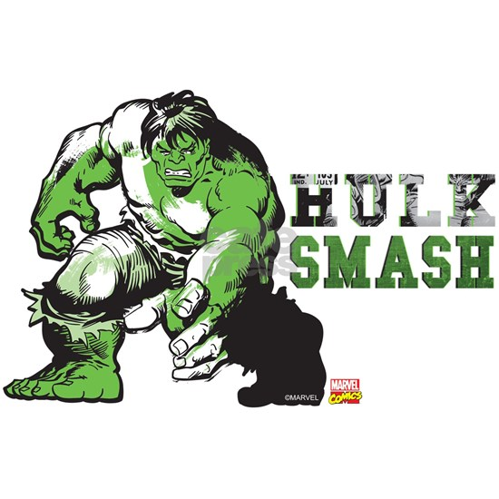 Hulk Color Splash