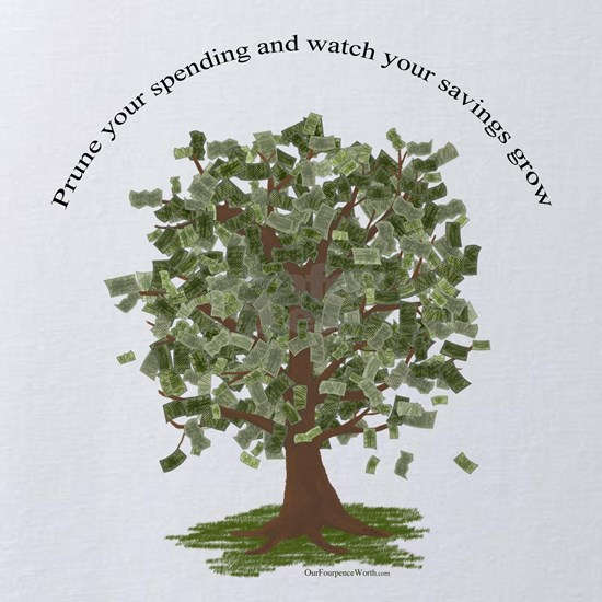 prune spending grow savings money tree.png