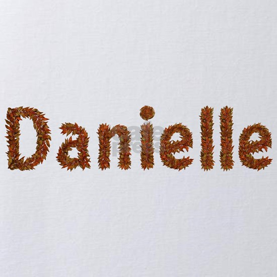 Danielle Fall Leaves