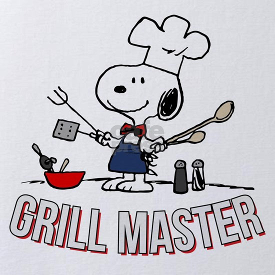 Snoopy - Grill Master