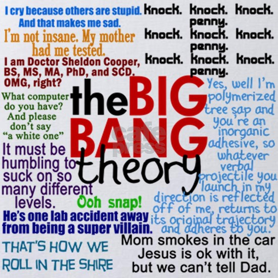 Big Bang Quotes