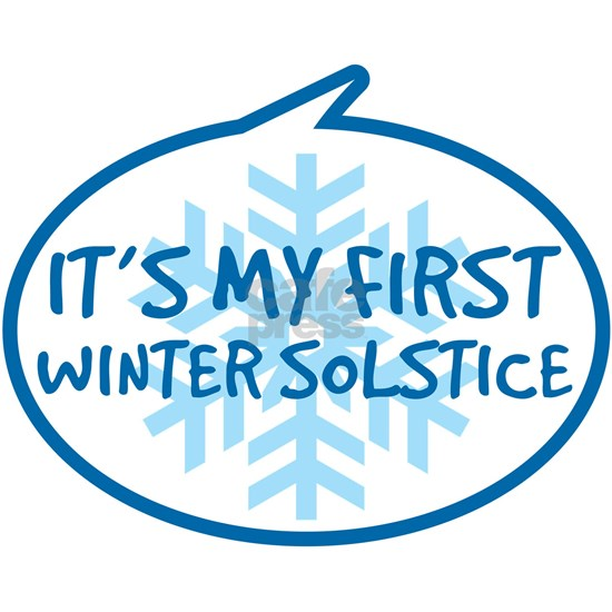 Babys First Winter Solstice