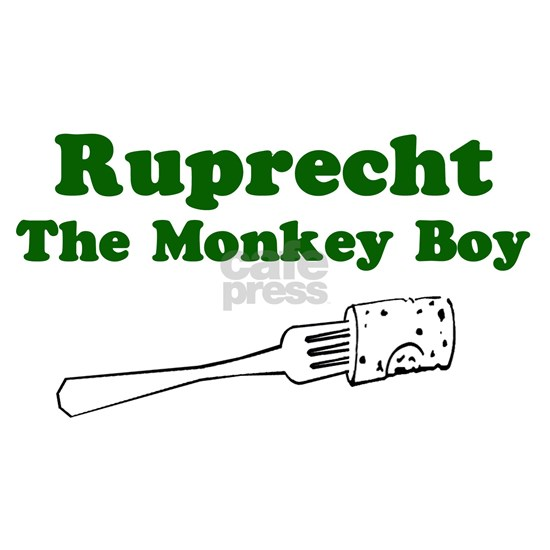 Ruprecht The Monkey Boy
