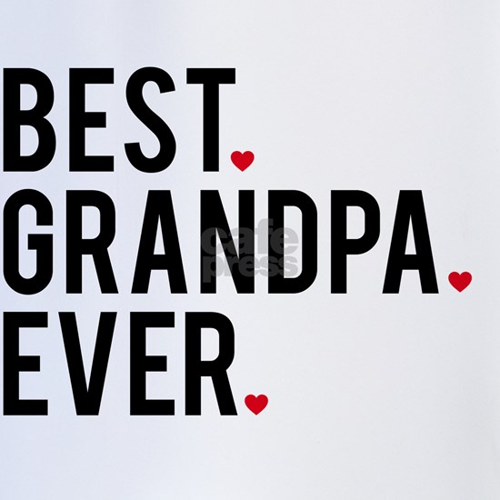 Best grandpa ever, word art, text design