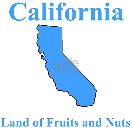 california land of fruits and nuts