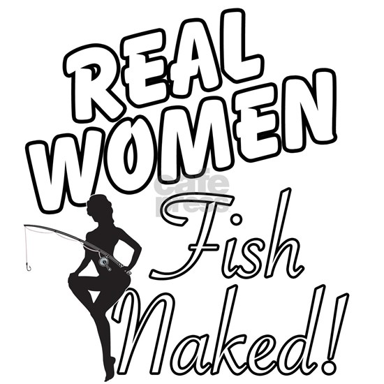 Real Women Fish Naked