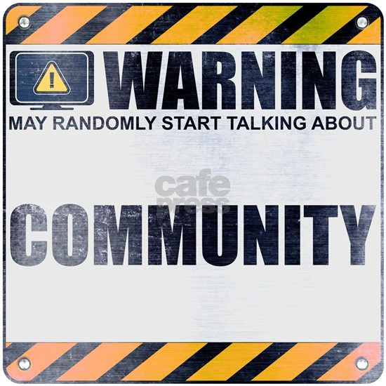 Warning: Community