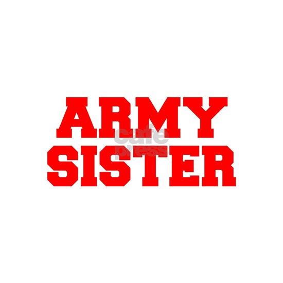Army sister, USA, patriotic, best seller, military