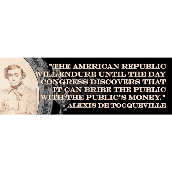 Alexis de Tocqueville on the Republic