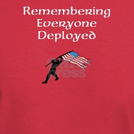 Remembering Everyone Deployed design