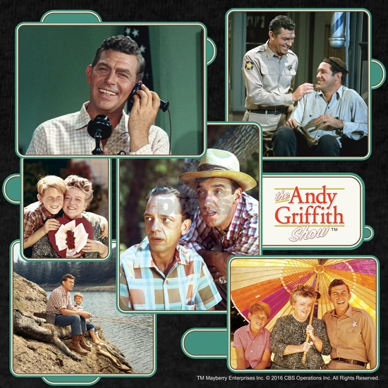 Andy Griffith Collage