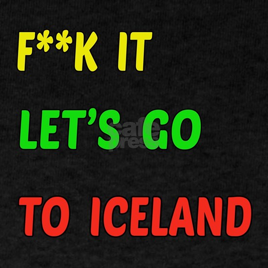 Lets go to Iceland