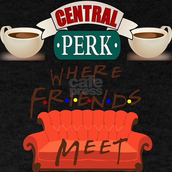 Central Perk and Friends