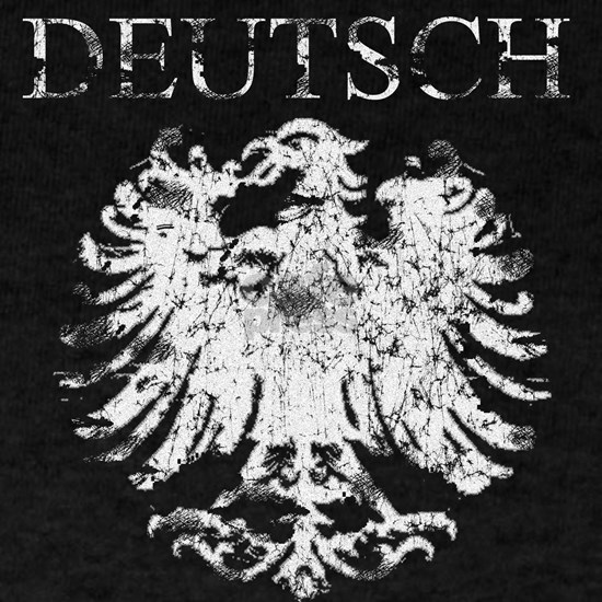 Deutsch German Eagle Vintage