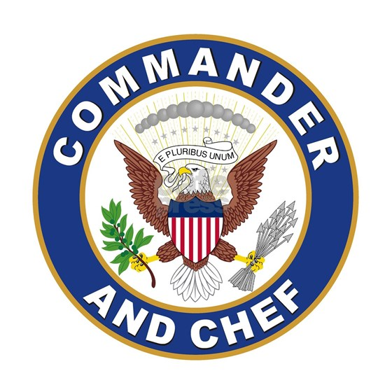 commander and chef