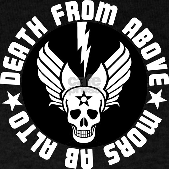 Death From Above - Mors Ab Alto