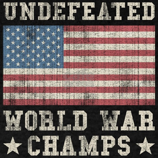 Undefeated World War Champs