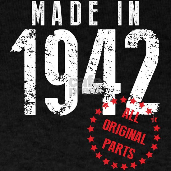 Made In 1942, All Original Parts