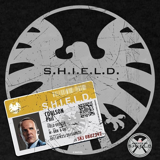 Agents of Shield Card