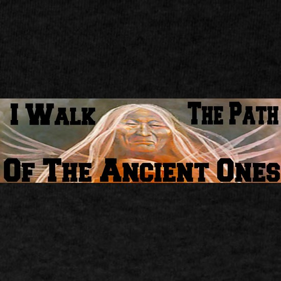 I-Walk-The-Path-Bumper-Sticker-10x3in