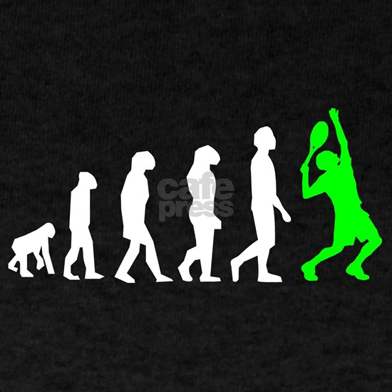 Tennis Evolution (Green)