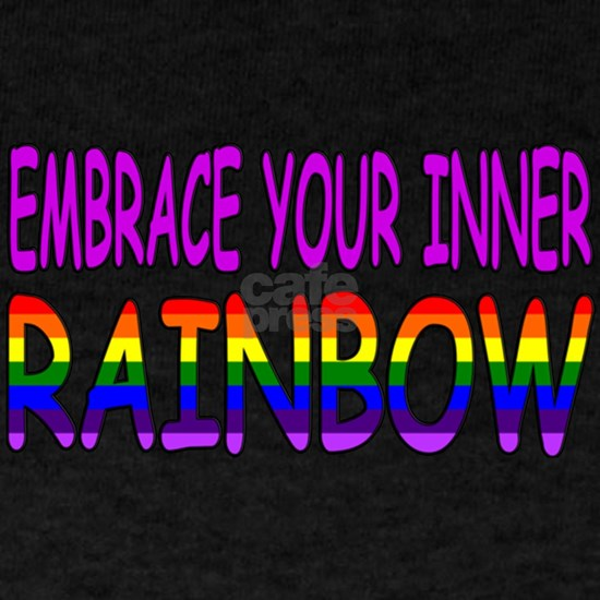 EMBRACE YOUR INNER RAINBOW