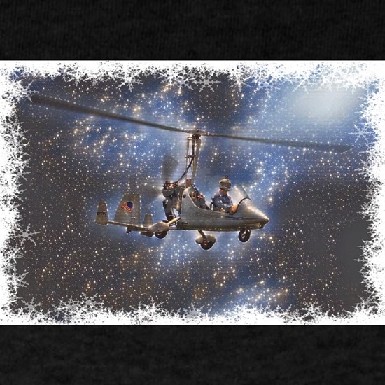 Gyrocopters for Sale Space and Snow