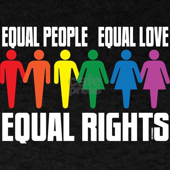 Equal People Equal Love Equal Rights
