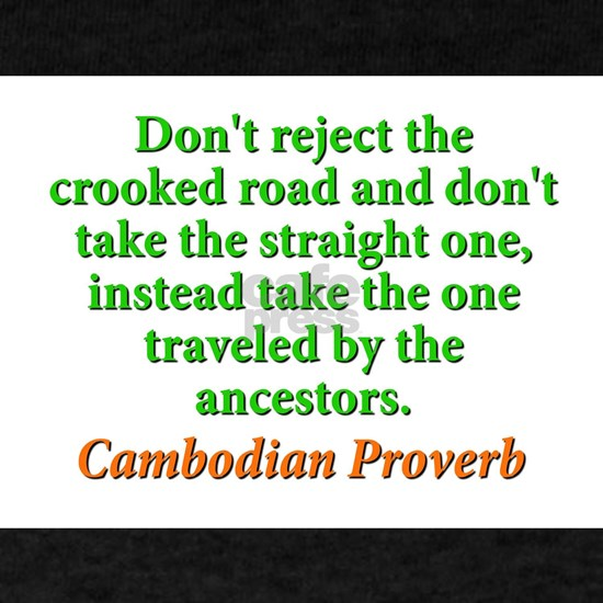 Dont Reject the Crooked Road